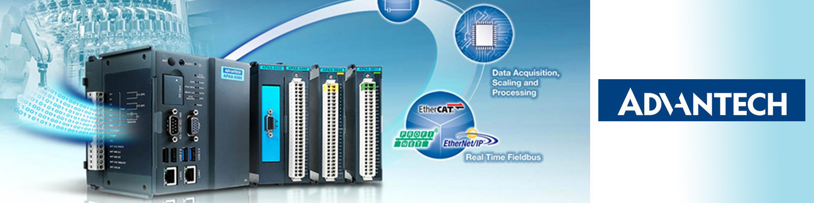 Advantech, Real time Fieldbus